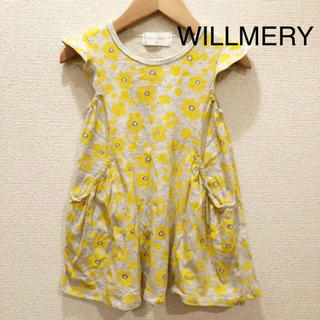 WILL MERY - 美品 ウィルメリー willmery ワンピース 90