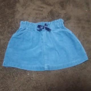 プティマイン(petit main)のプティマイン コーデュロイ スカート 80(スカート)
