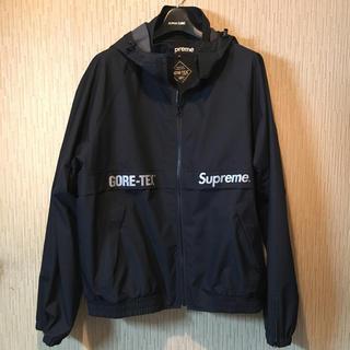 Supreme - Supreme Gore Tex Court Jacket 黒