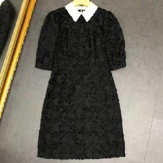 ミュウミュウ(miumiu)のmiumiuワンピース膝美品19ss(ひざ丈ワンピース)