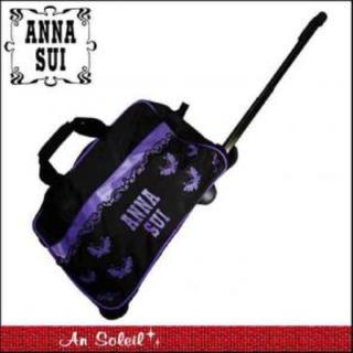 アナスイ(ANNA SUI)の新品  レア ANNA SUI ボストン型 キャリーバッグ ♡(スーツケース/キャリーバッグ)