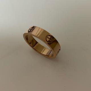 カルティエ(Cartier)のカルティアタイプ指輪(リング(指輪))