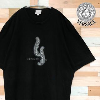 ヴェルサーチ(VERSACE)の♕♛✨VERSACE  Tシャツ✨♛♕(Tシャツ/カットソー(半袖/袖なし))