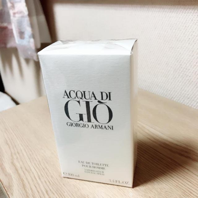 Armani(アルマーニ)のアルマーニ   アクアディジオ   プールオム  香水  100ml  EDT コスメ/美容の香水(香水(男性用))の商品写真
