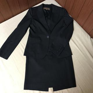 ボールジィ(Ballsey)のクリーニング済 中古 黒スーツ トゥモローランド(スーツ)