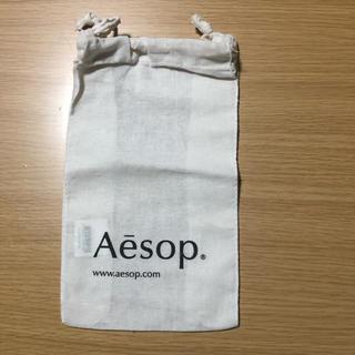 イソップ(Aesop)のAesop 巾着 小 (ショップ袋)