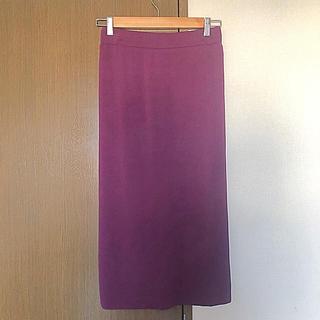 ディーホリック(dholic)のcolony2139 ニットタイトスカート(ひざ丈スカート)
