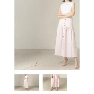 ロンハーマン(Ron Herman)の最終値下げロンハーマン2019SS Gathered Skirt(ロングスカート)