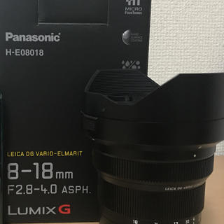 Panasonic - LEICA DG VARIO-ELMARIT 8-18mm / F2.8-4.0