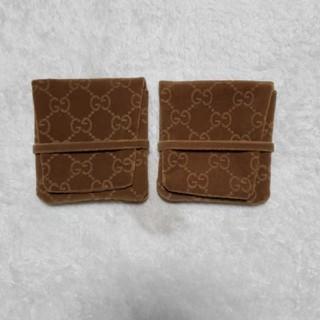 グッチ(Gucci)のGUCCI 小物袋 2枚セット(ショップ袋)