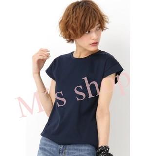イエナスローブ(IENA SLOBE)のクルーネックTシャツ(Tシャツ(半袖/袖なし))