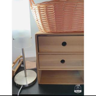 ムジルシリョウヒン(MUJI (無印良品))の木製ケース 棚 DIY(棚/ラック/タンス)