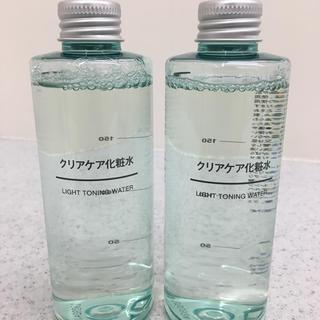 ムジルシリョウヒン(MUJI (無印良品))のMUJI クリアケア化粧水 未使用品(化粧水 / ローション)
