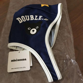 ダブルビー(DOUBLE.B)の水泳 帽 子 キャップ(水着)