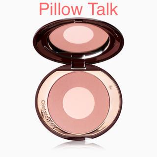 Sephora - Charlotte Tilbury☆ チーク Pillow Talk