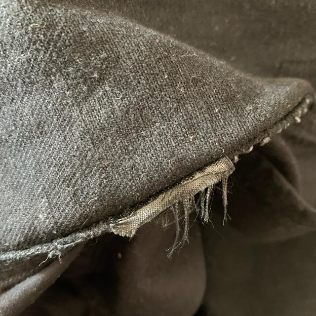 RAF SIMONS(ラフシモンズ)のRAF SIMONS 権力の美学 デニムジャケット メンズのジャケット/アウター(Gジャン/デニムジャケット)の商品写真