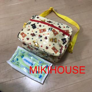 ミキハウス(mikihouse)のMIKIHOUSE ミキハウス ノベルティー?バック♡(ポシェット)