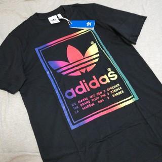 アディダス(adidas)の【限定値下げ】adidas originals メンズロゴ入りデザインTシャツ(Tシャツ/カットソー(半袖/袖なし))
