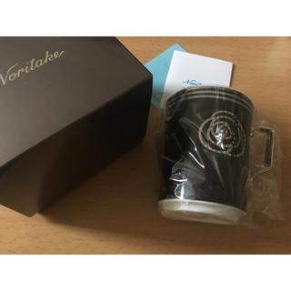 ノリタケ(Noritake)のNORITAKE  ノリタケ マグカップ エイダン 黒(食器)