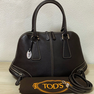 TOD'S - 【正規品】TOD'S(トッズ)バッグ《美品》