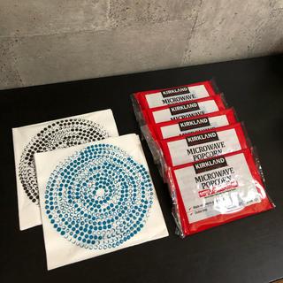 コストコ - コストコのポップコーン5袋➕IKEAの紙ナプキン5枚