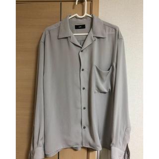HARE - オープンカラーシャツ HARE 本日限定値下げ