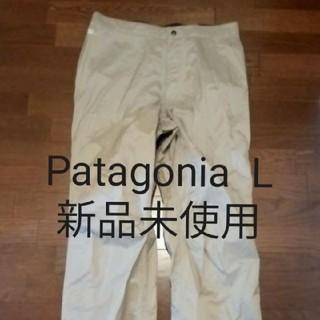 patagonia - 【新品】パタゴニア レイン パンツ L