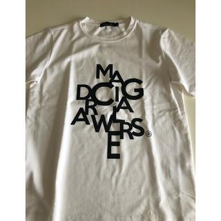 新品未使用 ドゥロワー ロゴ Tシャツ DRAWER