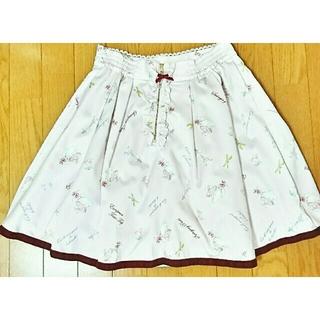 リズリサ(LIZ LISA)のリズリサ キャットカップ スカート (ミニスカート)