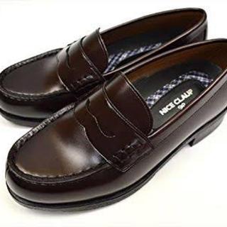 ナイスクラップ(NICE CLAUP)のNICE CLAUP ヒールアップローファー(ローファー/革靴)