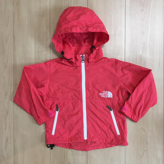 THE NORTH FACE - ノースフェイス キッズ コンパクトジャケット 90