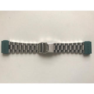 22mm Endmill Solid Metal Watch Bracelet(その他)