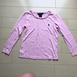 ラルフローレン(Ralph Lauren)のRalph Lauren kids size 5 long- T shirt (Tシャツ/カットソー(七分/長袖))