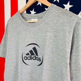 アディダス(adidas)のUSA古着 90s アディダス Tシャツ S(Tシャツ/カットソー(半袖/袖なし))