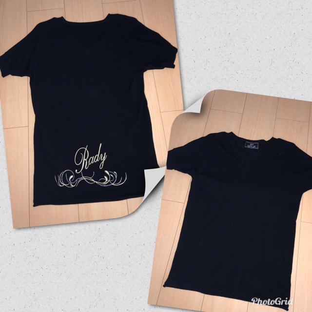Rady(レディー)の◆Rady レディー メンズTシャツ◆ メンズのトップス(Tシャツ/カットソー(半袖/袖なし))の商品写真