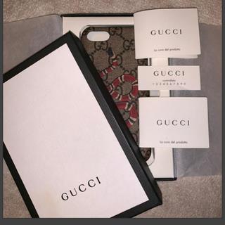 Gucci - iPhone7 ケース GUCCI