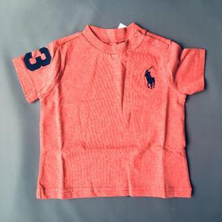 ポロラルフローレン(POLO RALPH LAUREN)の【新品】US買付!ラルフローレン ベビー Tシャツ 70サイズ 6M(Tシャツ)