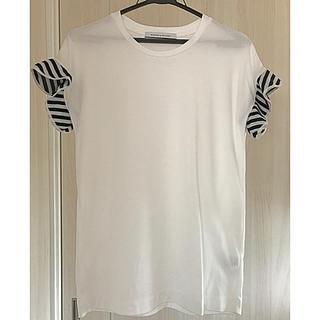 バーニーズニューヨーク(BARNEYS NEW YORK)のBorders at Balcony ボーダーズ アット バルコニー Tシャツ(Tシャツ(半袖/袖なし))
