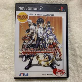 プレイステーション2(PlayStation2)のPS2専用 GROWLANSERⅡ The sense of justice(家庭用ゲームソフト)