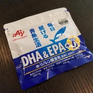 アジノモト(味の素)のDHA&EPA+ビタミンD(ビタミン)