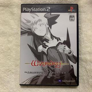 プレイステーション2(PlayStation2)のPS2専用 Wizardry XTH ~ACADEMY OF FRONTIER~(家庭用ゲームソフト)