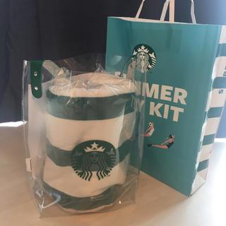 スターバックスコーヒー(Starbucks Coffee)の[韓国スタバ] サマービーチタオル(ノベルティグッズ)