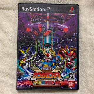プレイステーション2(PlayStation2)のPS2専用 SDガンダムフォース 大決戦!次元海賊デ・スカール!!(家庭用ゲームソフト)