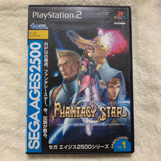 プレイステーション2(PlayStation2)のPS2専用 FHANTASY STAR generation:1(家庭用ゲームソフト)