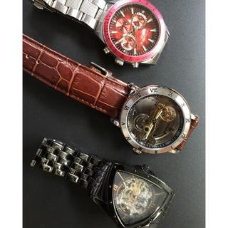 アヴィレックス(AVIREX)の時計三点セット(腕時計(アナログ))