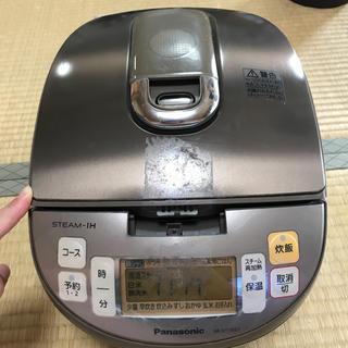 Panasonic - Panasonic スチームIHジャー炊飯器 ジャンク品