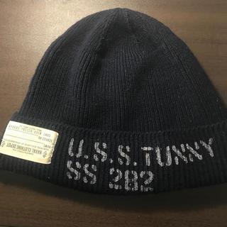 ザリアルマッコイズ(THE REAL McCOY'S)のリアルマッコイズ  ニット帽(ニット帽/ビーニー)