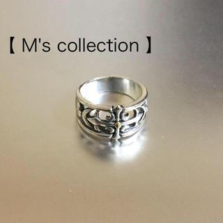 エムズコレクション(M's collection)のエムズコレクション silver&K24リング(リング(指輪))
