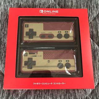 ニンテンドースイッチ(Nintendo Switch)のスイッチ ファミコン コントローラー(携帯用ゲーム本体)