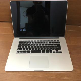 MacBook pro 2014 15インチ 2TB SSD(ノートPC)
